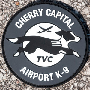 Airport K-9 Logo Patch